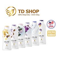 Sữa tắm Olay 650ml