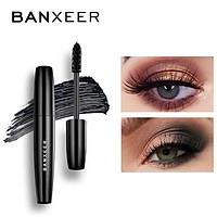 BANXEER Volume Express Mascara Waterproof Eyelashes New 4D Silk Fiber Lash
