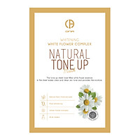 Mặt nạ trắng da ONA Natural Tone Up-White Flower Complex Mask - 23g