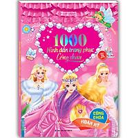 1000 Hình Dán Trang Phục Công Chúa - Công Chúa Hoàn Mỹ