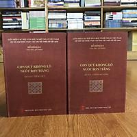 Truyện kể dân gian M'Nông: Con quỷ khổng lồ nuốt bon Tiăng (bộ 2 tập bìa cứng)
