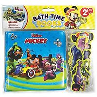 Disney Mickey - Bath Time Books (Eva Bag Edition)