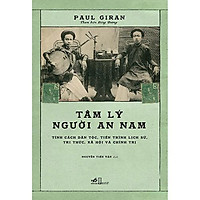 Sách - Tâm lý Người An Nam (tặng kèm bookmark thiết kế)