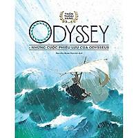 Sách - Bộ Thần Thoại Vàng - Odyssey - Những cuộc phiêu lưu của Odysseus (tặng kèm bookmark thiết kế)