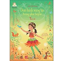 Sticker Dolly Dressing - Dán Hình Sáng Tạo Trang Phục Búp Bê - Tiên Nữ