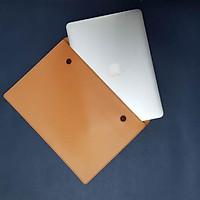 """Bao Da Đựng Macbook Màu Nâu (12/13/13,3"""")"""