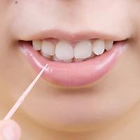 3 gói tăm xỉa răng bằng nhựa nguyên sinh dẻo dai