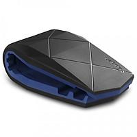 Giá kẹp smartphone tablet Spigen Car Mount Stealth (Đen) - Hàng Chính Hãng