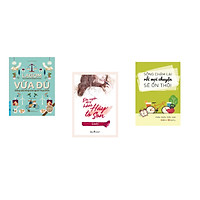 Combo 3 cuốn sách: Vừa Đủ - Đẳng Cấp Sống Của Người Thụy Điển + Đời ngắn đừng khóc hãy tô son + Sống chậm lại rồi mọi chuyện sẽ ổn