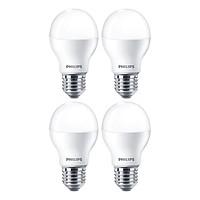 Bóng đèn Philips LED Essential Gen4 7W 3000K E27 A60 - Ánh sáng vàng