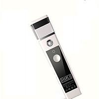 Máy phun sương xông mặt mini cổng sạc USB lliKi