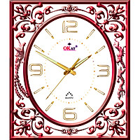 Đồng hồ treo tường thiết kế đẹp OKAY 88