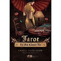Sách - Tarot - Lá bài chuộc tội (tặng kèm bookmark thiết kế)