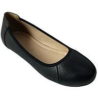 Giày búp bê nữ BIGGBEN da bò cao cấp BB90