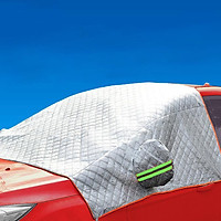 Bạt phủ chống nắng kính lái loại lớn dùng cho mọi loại xe ô tô
