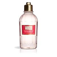 Gel tắm L'Occitane Roses et Reines Silky 250ml/ Rose Et Reines Silky & Shower Gel 250ml
