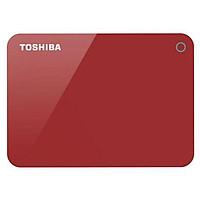 Ổ cứng di động Toshiba Canvio Advance 2Tb USB3.0 Đỏ Chính Hãng