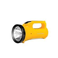 Đèn Pin LED Điện Quang ĐQ PFL07  WR (Pin Sạc, Vàng - Đen Tiện lợi , có 2 chế độ chiếu sáng và sáng tỏa )