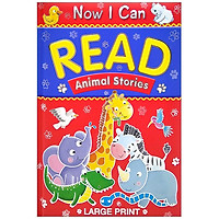 Now I Can Read: Animal Stories