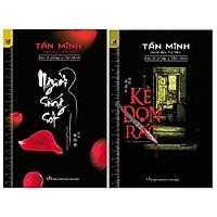 Combo Kẻ dọn rác + Người sống sót (tác giả Pháp Y Tần Minh) tặng kèm BM