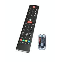 Remote Điều Khiển Giọng Nói Dành Cho Panasonic Smart TV, Android Tivi