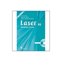 Laser Workbook (+key) & CD Pack Level B1