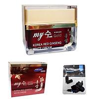 Kem Dưỡng Da MY GOLD RED GINSENG Hồng Sâm 50g KOREA [ ĐƯỢC MASK 3W CLINIC ]