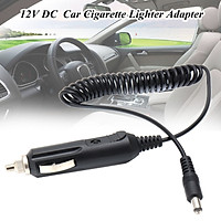 Cigarette Lighter 12V Car Power Supply Adapter Plug Charger DC Cable 5.5mm