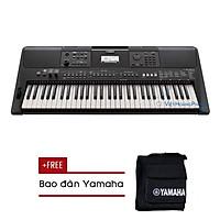 Đàn Organ Yamaha PSR - E463 tặng kèm AD + Giá nhạc + Bao