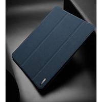 Bao da Samsung Tab A 8.0 T295 Dux Ducis Domo chính hãng (có khay đựng bút)