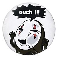 Gối Ôm Tròn Vô Diện Ouch!!! GOFU022