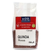 Hạt Diêm Mạch Quinoa Đỏ Hữu Cơ 250g Sottolestelle Organic Red Quinoa