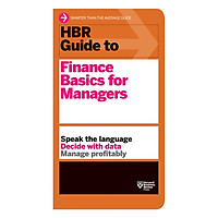 Harvard Business Review Guide To Finance Basics For Managers