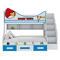 Giường 2 Tầng Angry Bird GT05-01 (1m4)