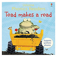 Usborne Toad makes a road