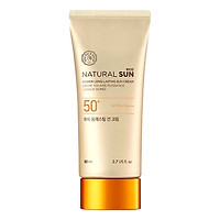 Kem Chống Nắng Đa Năng The Face Shop Natural Sun Eco Power Long Lasting Sun Cream Spf50+ Pa+++ 80ml