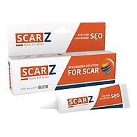 Sản Phẩm Chuyên Biệt hỗ trợ Trị Sẹo Scarz Solution 12G