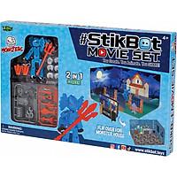 Trường quay Stikbot quái vật TST623M