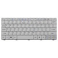 Bàn Phím dành cho Laptop Acer Aspire One D255, D255E, D257, D260, D270, D532H Emachines 350, 355, Gateway LT21 LT32 LT22 LT23 LT25 LT27 LT28 LT40 ( Màu Trắng)