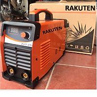 Máy hàn điện tử cao cấp RAKUTEN ZX-250A - Hàn que 5.0 Ly