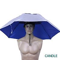 Dù đội đầu chống mưa/ tia UV tiện dụng cho đi câu cá