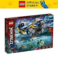 LEGO Ninjago 71752  Siêu xe đại dương (356 chi tiết)