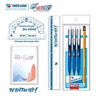 Bộ sản phẩm Thiên Long tiếp sức mùa thi KIT-024