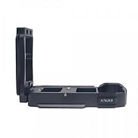 Đế sắt Hand Grip L-Plate cho máy ảnh Sony A7III/A9 Hàng chính hãng