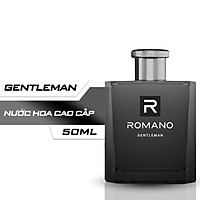Nước Hoa Nam Romano Gentleman 50ml