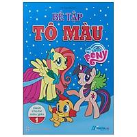 Bé Tập Tô Màu - My Little Pony - Tập 1
