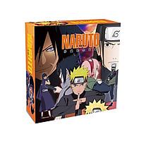 Hộp quà tặng anime Naruto mini vuông gồm nhiều món quà tặng xinh xắn độc đáo