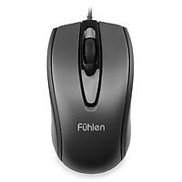 Chuột có dây Fuhlen L102( màu đen) Hàng Nhập Khẩu