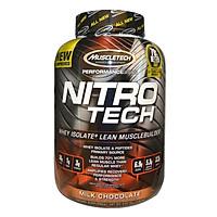 Thực Phẩm Bổ Sung Tăng Cơ Nitrotech Muscletech 4lbs