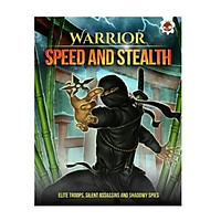 Sách tiếng Anh - Warrior - Speed And Stealth